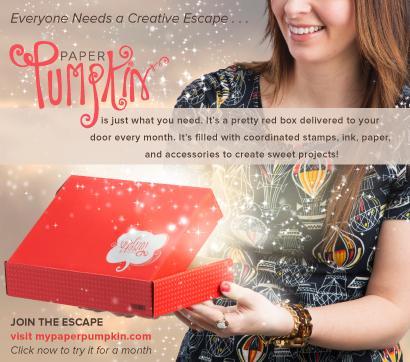 My Paper Pumpkin Ad